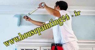 اکیپ نقاشان ساختمان