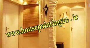 نقاشی ساختمان با مولتی کالر