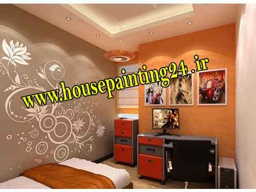 ژورنال نقاشی ساختمان