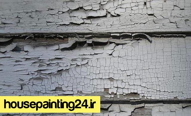 پوسته پوسته شدن رنگ-مشکلی شایع در نقاشی